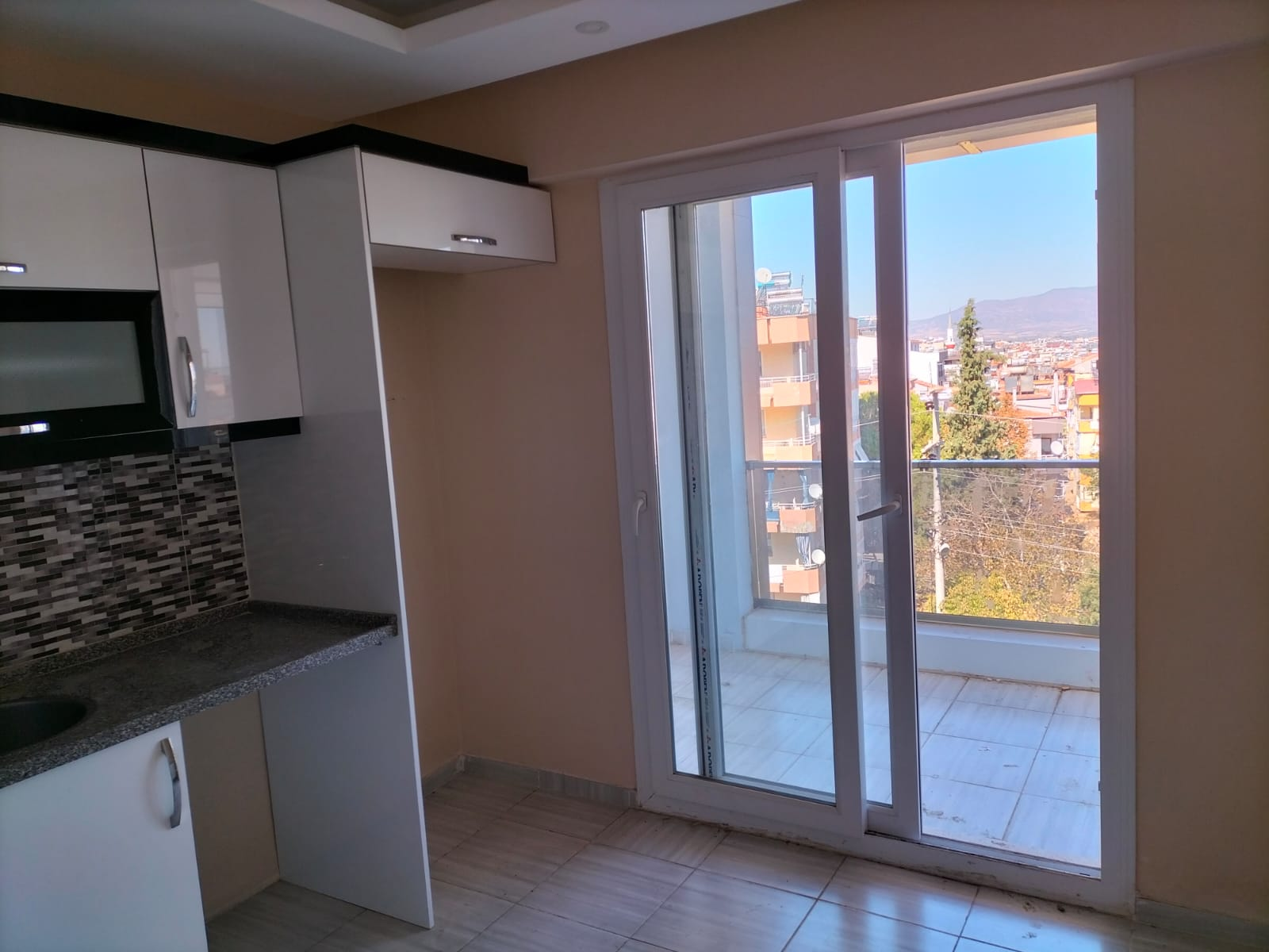 Aksoy mahallesinde kiralık 2+1 daire